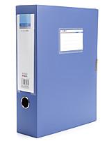 Недорогие -1 pcs M&G ADM92990 Держатель для карточки с данными A4 PP Влагоотталкивающий