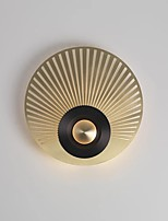 Недорогие -QIHengZhaoMing LED / Современный современный Настенные светильники кафе / Офис Металл настенный светильник 110-120Вольт / 220-240Вольт 10 W
