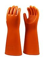 Недорогие -1 пара Ластик Защитные перчатки Безопасность и защита / Безопасность / изоляция Износостойкий Нескользкой