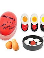 Недорогие -Резина Kitchen Timer Творческая кухня Гаджет Кухонная утварь Инструменты Для Egg 1шт