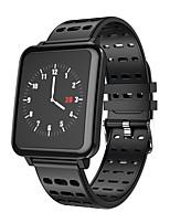 Недорогие -T2 Смарт Часы Android iOS Bluetooth Smart Спорт Водонепроницаемый Пульсомер Секундомер Педометр Напоминание о звонке Датчик для отслеживания активности Датчик для отслеживания сна
