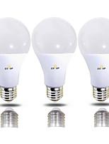 Недорогие -EXUP® 3шт 12 W 1180 lm B22 / E26 / E27 Круглые LED лампы 28 Светодиодные бусины SMD 2835 220-240 V / 110-130 V