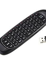 Недорогие -TK612 Air Mouse / Клавиатура / Дистанционное управление Мини Беспроводной 2,4 ГГц беспроводной Air Mouse / Клавиатура / Дистанционное управление Назначение Linux / iOS / Android