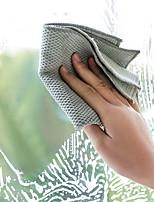 Недорогие -Кухня Чистящие средства Бамбуковая ткань / Волокно Тряпка / щетка Универсальный / Творческая кухня Гаджет / Прочный 2pcs