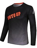 Недорогие -TT-20 Одежда для мотоциклов Короткие рукава для Муж. Весна & осень Эластичный / Дышащий / Быстровысыхающий