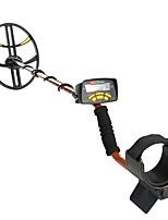 Недорогие -md-6350 подземный металлоискатель золотоискатель охотник за сокровищами профессиональное оборудование обнаружения pinpointer жк-дисплей