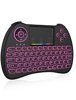 Недорогие -H9C Air Mouse / Клавиатура / Дистанционное управление Мини Беспроводной 2,4 ГГц беспроводной Air Mouse / Клавиатура / Дистанционное управление Назначение Linux / iOS / Android
