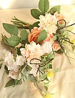 """Недорогие -Свадебные цветы Искусственные цветы Свадьба / Для праздника / вечеринки ПВХ (поливинилхлорида) / Ткань 7,87""""(около 20см)"""