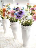 Недорогие -Искусственные Цветы 2 Филиал Классический Традиционный / классический европейский Орхидеи Вечные цветы Букеты на стол