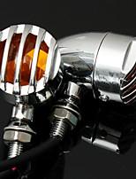 Недорогие -2pcs Проводное подключение Мотоцикл Лампы 5 W Лампа поворотного сигнала Назначение Suzuki / Honda / Галлей Все года