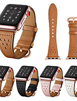 cheap -Watch Band for Apple Watch Series 6 SE 5 4 3 2 1  Apple Sport Band Quilted PU Leather Wrist Strap