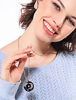 Недорогие -Жен. Классический ожерелья Однотонный