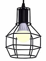 Недорогие -JSGYlights Мини Подвесные лампы Рассеянное освещение Окрашенные отделки Металл Мини 110-120Вольт / 220-240Вольт