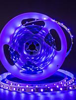 Недорогие -ZDM® 5 метров Гибкие светодиодные ленты 300 светодиоды SMD3528 UV (лампа черного света) Можно резать / Для вечеринок / Декоративная 12 V 1шт
