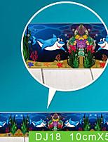 Недорогие -Лошадь / Креатив / Свадьба Наклейки и теги - 1 pcs Прямоугольная Наклейки Все сезоны