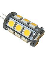 Недорогие -1шт 3 W 260 lm G4 Двухштырьковые LED лампы 18 Светодиодные бусины SMD 5050