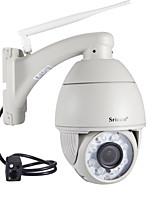 Недорогие -sricam® wi-fi 960p ip-камера h.264 купольная водонепроницаемая беспроводная камера WLAN 2.8-12 мм варифокальный объектив cctv безопасности 5xzoom с ИК-подсветкой PTZ SP008