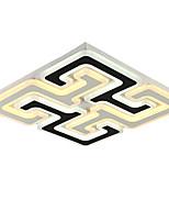 Недорогие -JSGYlights Потолочные светильники Рассеянное освещение Окрашенные отделки Металл Акрил Новый дизайн, Милый AC100-240V Теплый белый / Белый / Теплый белый + белый