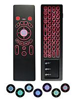 Недорогие -PULIERDE T6C Air Mouse / Клавиатура / Дистанционное управление Мини Беспроводной 2,4 ГГц / 2,4 ГГц беспроводной Air Mouse / Клавиатура / Дистанционное управление Назначение Другое