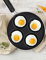 Недорогие -Алюминиевый сплав, углерод ПП (полипропилен) горшок Удобная ручка Кухонная утварь Инструменты Для Egg 1шт