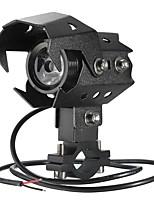 Недорогие -1pcs Проводное подключение Мотоцикл Лампы 15 W 3000 lm 1 Светодиодная лампа Налобный фонарь Назначение Универсальный / Honda / BMW Все модели Все года