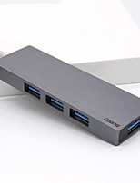 Недорогие -Cooho 4 USB-концентратор USB 3.0 Тип C USB 3.0 Защита входа Центр данных