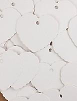 Недорогие -Праздничные украшения Рождественский декор Рождественские украшения Оригинальные Белый / Черный / Коричневый 50шт