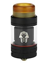 Недорогие -MACAW Pharaoh Mini RTA 1 ед. Распылители пара Vape  Электронная сигарета for Взрослый