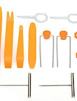 Недорогие -Больше Набор инструментов для автомеханики Портативные Нержавеющая сталь