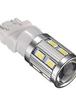 Недорогие -1pcs 3157 Автомобиль Лампы 4.5 W SMD 5630 1000 lm Светодиодная лампа Налобный фонарь Назначение Все года