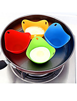 Недорогие -Силиконовые Для яиц Heatproof Кухонная утварь Инструменты Для Egg