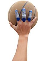 Недорогие -Защитная экипировка Finger Guard / Протектор ТПУ Пластичный полимер Регулируется Комфорт Противозаносный Мягкий Аэробика и фитнес Баскетбол Спортивная Для палец Для спорта и активного отдыха
