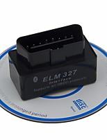 Недорогие -16pin Разъемы Male к Female OBD-II ELM327 Автомобильные диагностические сканеры