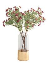 Недорогие -Искусственные Цветы 1 Филиал Классический Современный современный Традиционный / классический Pастений Вечные цветы Букеты на стол