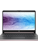 Недорогие -HP Ноутбук блокнот 14S 14 дюймовый LED Intel Celeron N4000 4 Гб 128GB SSD Windows 10