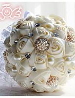 Недорогие -Свадебные цветы Букеты Свадебные прием Искусственные цветы 21-30 cm