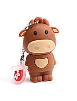 cheap -32GB PVC Zodiac Cattle USB Flash Drives USB 2.0 Creative For Car