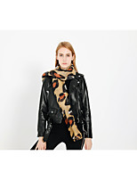 cheap -Sleeveless Polyester Wedding / Party / Evening Women's Wrap / Women's Scarves With Polka Dot / Color Block Shawls / Scarves