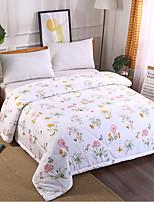 Недорогие -удобный - 1 одеяло Лето Хлопок Геометрический принт