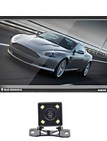 Недорогие -SWM 8802+4LED camera 7 дюймовый 2 Din Android 8.1 Автомобильный MP5-плеер GPS / Micro USB / MP3 для Универсальный RCA / GPS / VGA Поддержка MPEG / MPG / WMV MP3 / WAV / FLAC JPEG / RAW / JPG