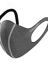Недорогие -CoolChange Лицевая Маска Темно-серый Воздухопроницаемость Защита от пыли Устойчивость к УФ На открытом воздухе Велосипедный спорт / Велоспорт Бег Универсальные Однотонный Спандекс / Эластичная