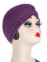 Недорогие -Жен. Классический Широкополая шляпа Однотонный