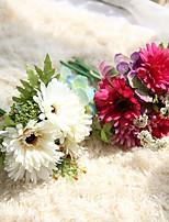 """Недорогие -Свадебные цветы Искусственные цветы Свадьба / Для праздника / вечеринки ПВХ (поливинилхлорида) / Ткань 11,42""""(около 29см)"""