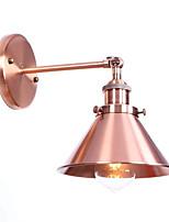 Недорогие -Новый дизайн / обожаемый Простой / Ретро Настенные светильники Гостиная / Столовая Металл настенный светильник 110-120Вольт / 220-240Вольт 60 W