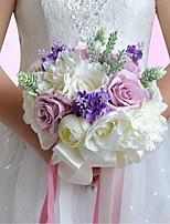 Недорогие -Свадебные цветы Букеты / Лепестки / Обустройство дома Свадебные прием пена 21-30 cm