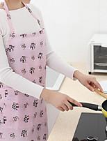 Недорогие -Кухня Чистящие средства Кожа PU Фартуки Водонепроницаемый / Жизнь / Защита 1шт