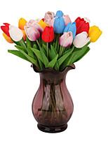 Недорогие -Искусственные Цветы 5 Филиал Классический Сценический реквизит европейский Калла Вечные цветы Букеты на стол