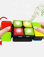 Недорогие -Светодиодная музыка Magic Cube Детские развивающие игрушки Многопользовательская игра