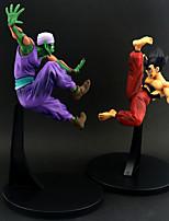 Недорогие -Аниме Фигурки Вдохновлен Жемчуг дракона Piccolo Son Goku ПВХ 22 cm См Модель игрушки игрушки куклы