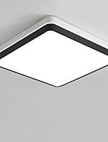 Недорогие -QIHengZhaoMing Потолочные светильники Рассеянное освещение Электропокрытие Акрил 110-120Вольт / 220-240Вольт